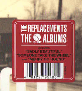 The Replacements ‎– All Shook Down - Reissue - Flashlight Vinyl - Turntable Music