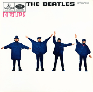 The Beatles ‎– Help! - Flashlight Vinyl - Turntable Music