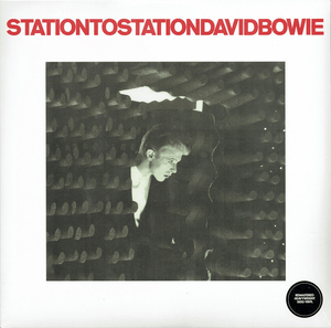 David Bowie ‎– Station To Station - Vinyl, LP, Album, Reissue, Remastered, 180 Gram - Flashlight Vinyl - Turntable Music