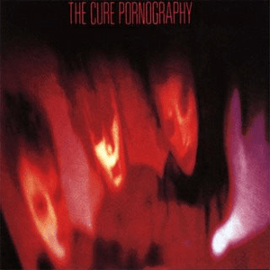 The Cure ‎– Pornography - LP, Album, Reissue - Flashlight Vinyl - Turntable Music