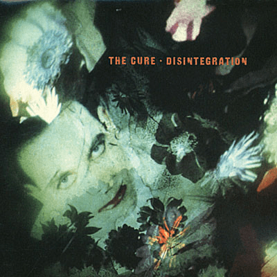 The Cure ‎– Disintegration - Remastered - Flashlight Vinyl - Turntable Music