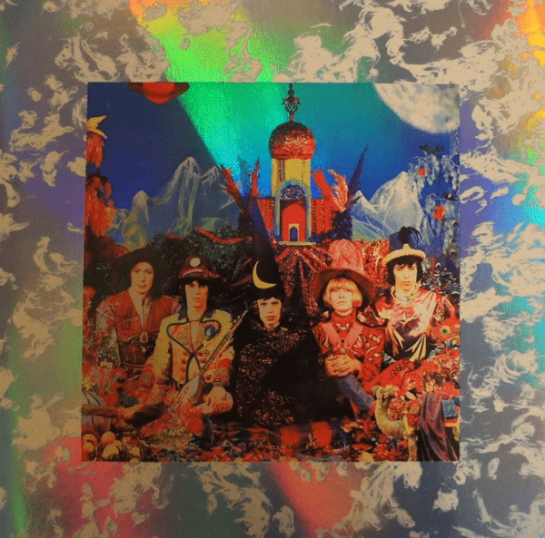 The Rolling Stones ‎– Their Satanic Majesties Request - Vinyl, LP, Album, Reissue, Remastered, Gatefold Sleeve, 180g - Flashlight Vinyl - Turntable Music