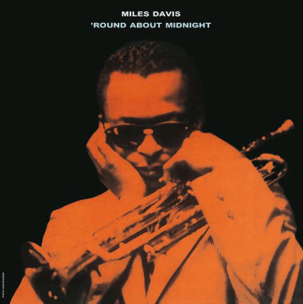 Miles Davis ‎– 'Round About Midnight - Deluxe Edition, Reissue, 180 Gram, Gatefold - Flashlight Vinyl - Turntable Music