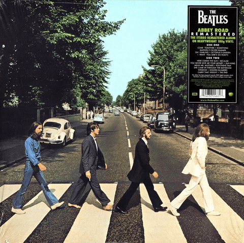 Abbey Road by The Beatles - 180 Gram remasterered - reissue - Flashlight Vinyl - Turntable Music