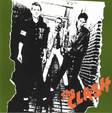 The Clash ‎– The Clash - Epic ‎– 88725447011 Format: Vinyl, LP, Album, Remastered, 180G - Flashlight Vinyl - Turntable Music