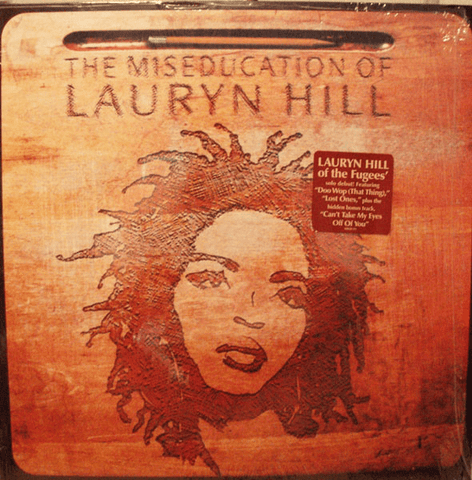 Lauryn Hill ‎– The Miseducation Of Lauryn Hill - Flashlight Vinyl - Turntable Music