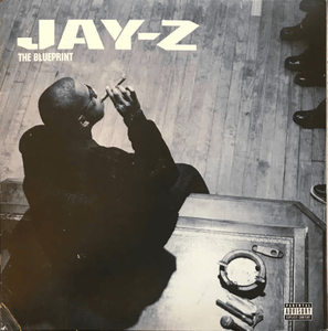 Jay-Z ‎– The Blueprint - Double LP - Flashlight Vinyl - Turntable Music