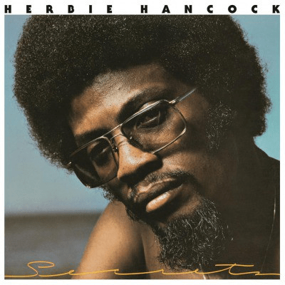 Herbie Hancock ‎– Secrets - Import - Flashlight Vinyl - Turntable Music