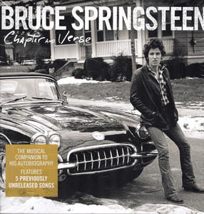 Bruce Springsteen ‎– Chapter And Verse - 2 × Vinyl, LP, Compilation - Flashlight Vinyl - Turntable Music