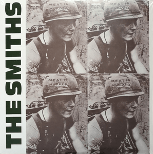 The Smiths ‎– Meat Is Murder - Vinyl, LP, Album, Reissue, Remastered - Flashlight Vinyl - Turntable Music