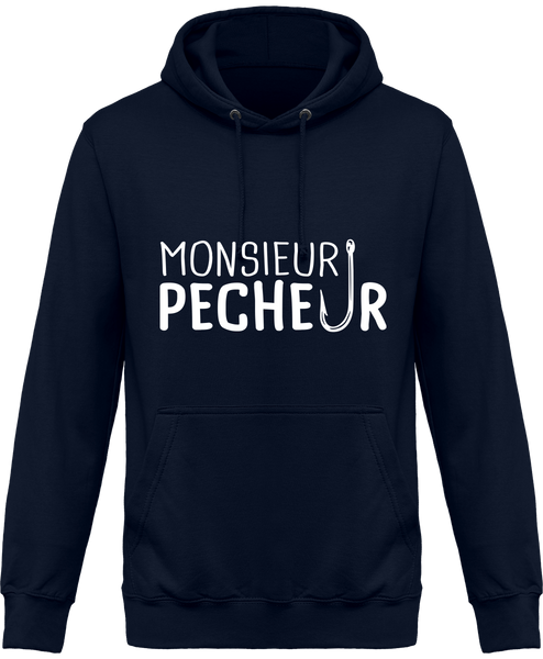 Sweat Capuche Monsieur Pêcheur