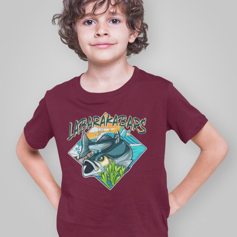 T-shirt Enfant Officiel LABARAKABARS