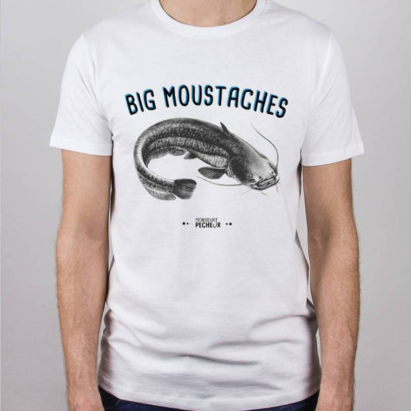 T-Shirt Big Moustaches