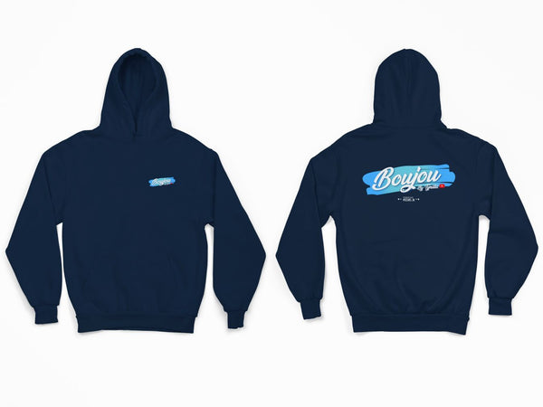 Sweat Capuche Officiel Tynilla Fishing