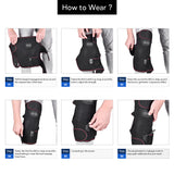 Hailicare Vibation Knee Wrap