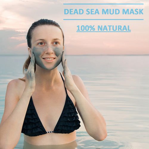 Hailicare Dead Sea Mud Mask - HailiCare Health & Beauty