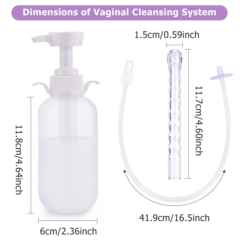 Hailicare Vaginal cleaning tool - HailiCare Health & Beauty
