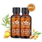 Pure Natural Ginger Body Massage Oil 30ml