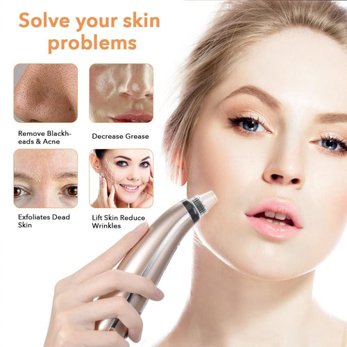 HailiCare Golden Blackhead Remover - HailiCare Health & Beauty