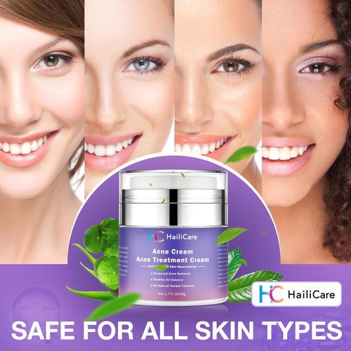 Hailicare Acne treatment Cream - HailiCare Health & Beauty