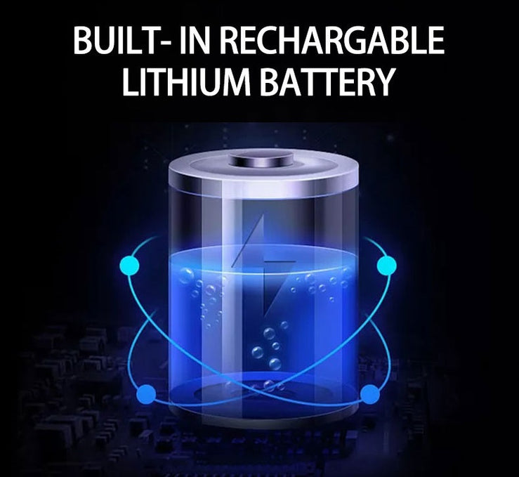 Why should you be using rechargeable Lithium Ion (Li-ion) Battery?