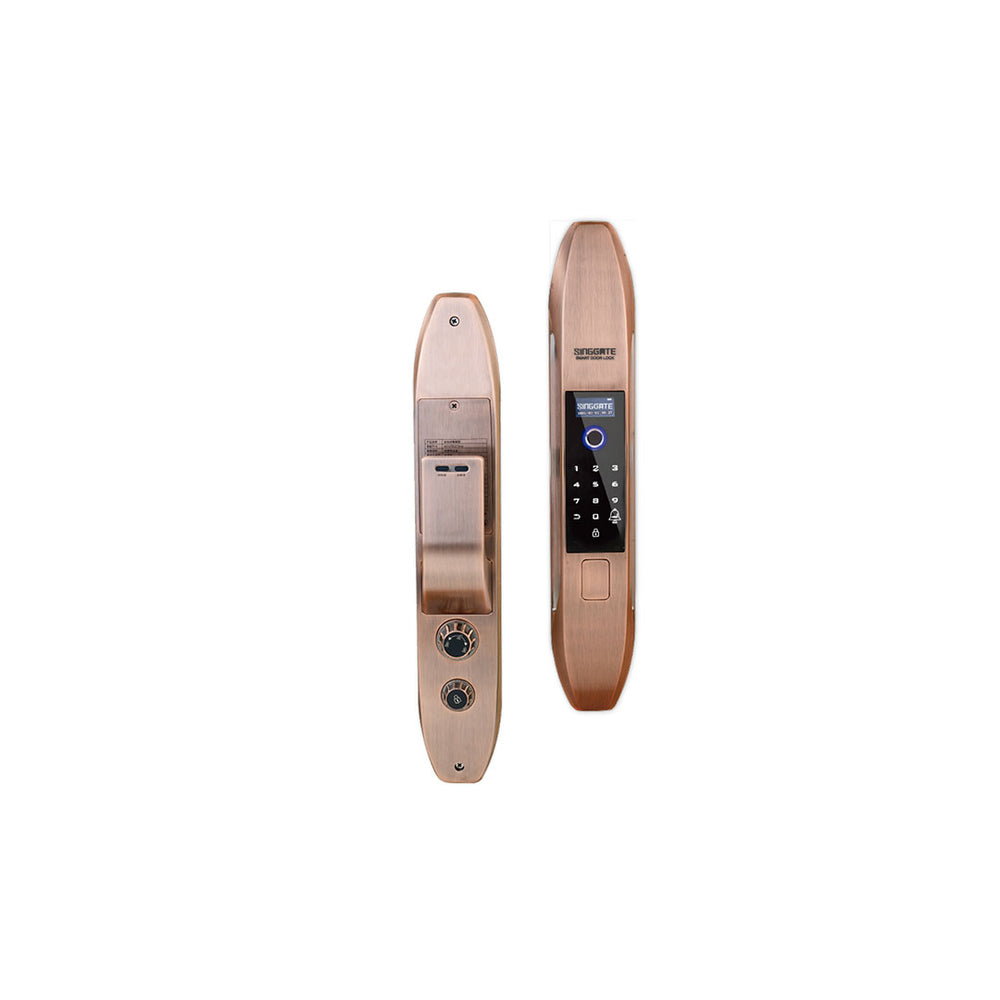 FA001 Digital Door Lock (Bronze)