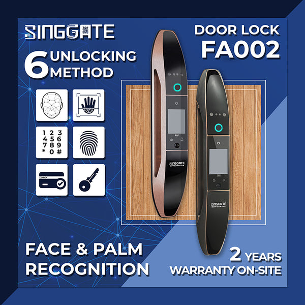 Digital Door Lock