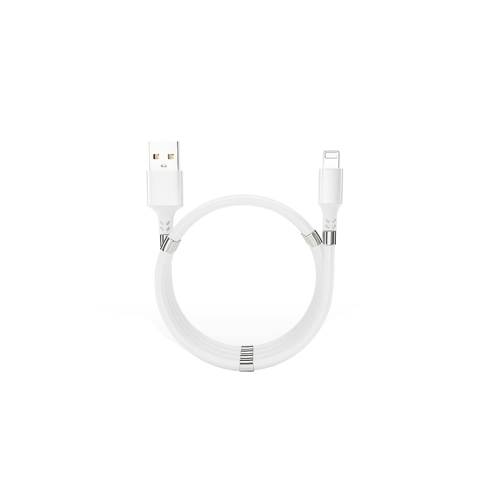 Hi-CHARGE COIL USB Cable