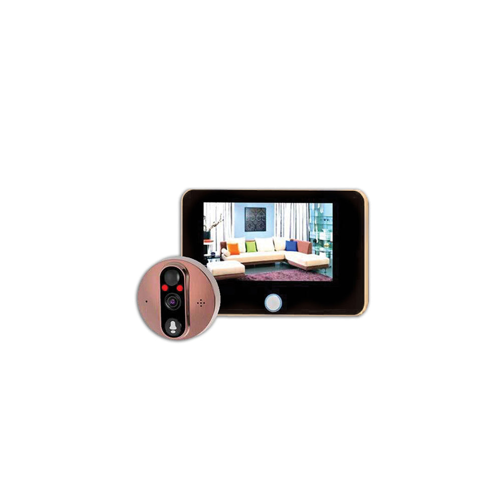 WIFI Door Viewer (Bronze)