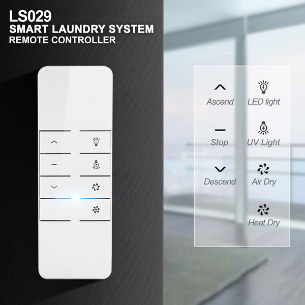 LS029 Smart Laundry System  (Silver)