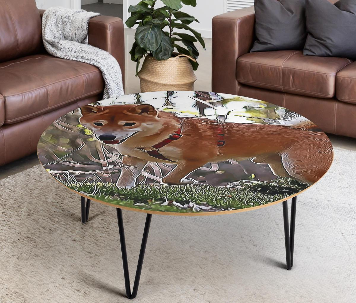 Personalized Table