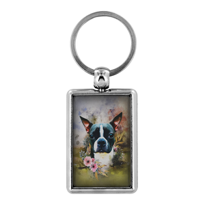 Doble Side Personalize Keychain