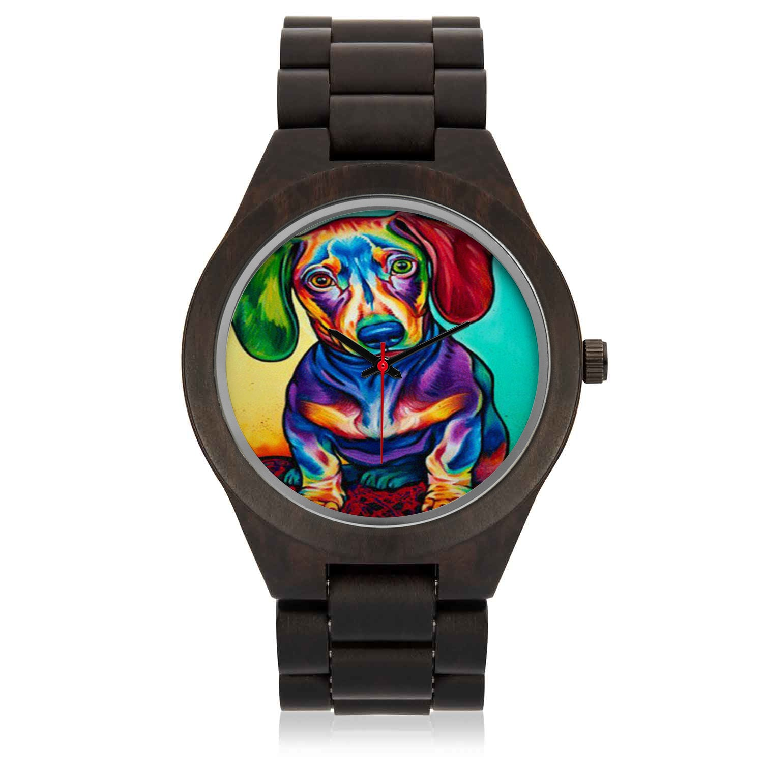 Persinalized Wood Watch
