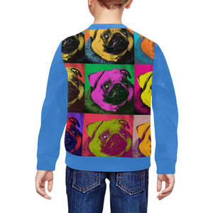 Kid's Crewneck Sweatshirt (Model H29)