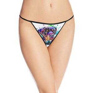 Women's G-String Panties (Model L35)