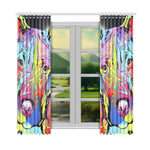 "Window Curtain 52""x108"" (Two Piece)"