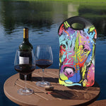 Personalized 2-Bottle Neoprene Wine Bag