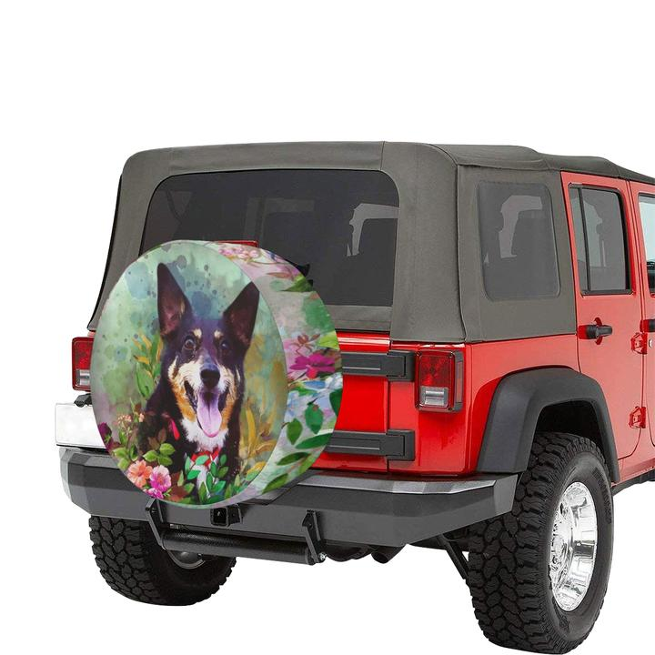 Personalized Spare Tire Cover