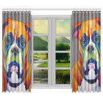 "Window Curtain 50""x84"" (Two Piece)"