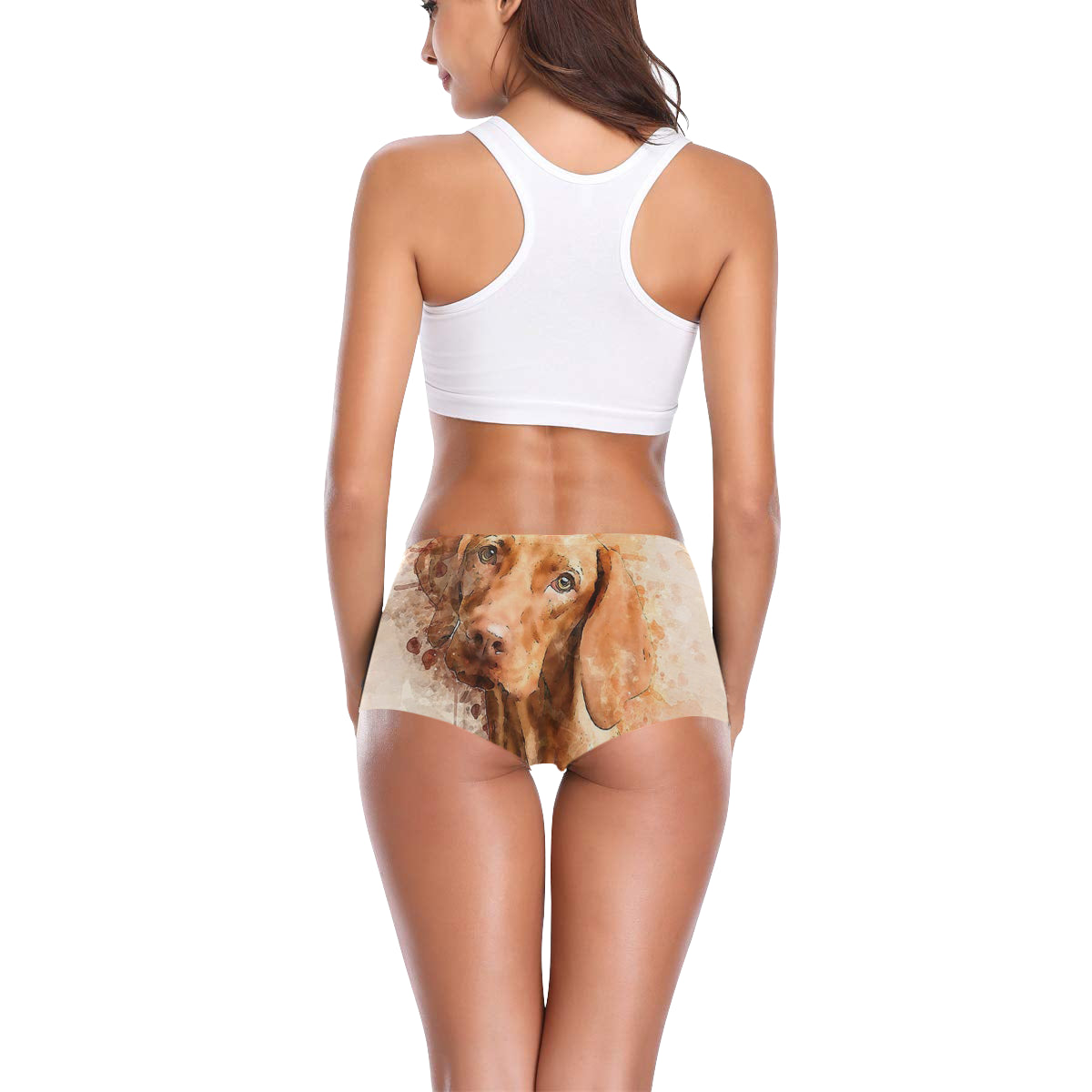 Women's Boyshort Panties (Model L31)