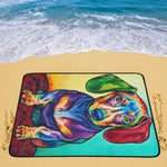 "Portable & Foldable Beach Mat 60""x 78"""