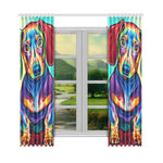 "Window Curtain 50""x108"" (Two Piece)"
