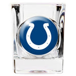 Personalized NFL Shot Glass - Colts