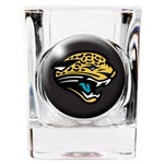 Personalized NFL Shot Glass - Jaguars