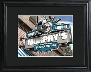 NFL Pub Print - Panthers