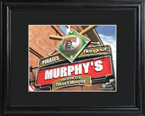 MLB Pub Print - Pirates