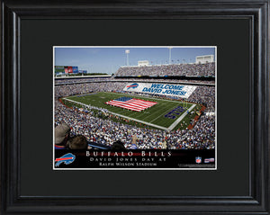 NFL Stadium Print - Bills