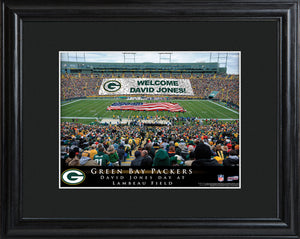 NFL Stadium Print - Packers