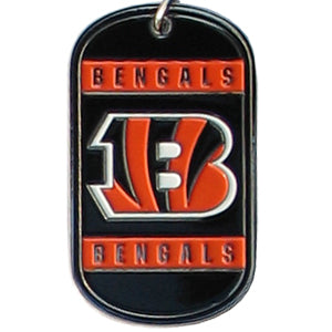 NFL Dog Tag - Bengals