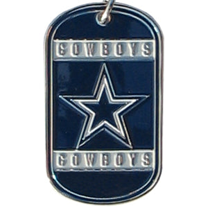 NFL Dog Tag - Cowboys